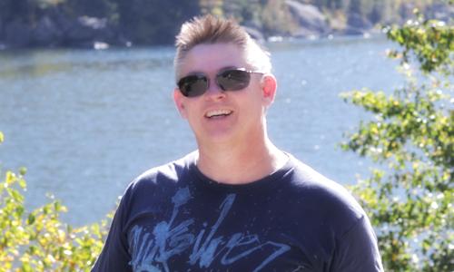Wayne Peters Leader at Shallow Lake Community Church